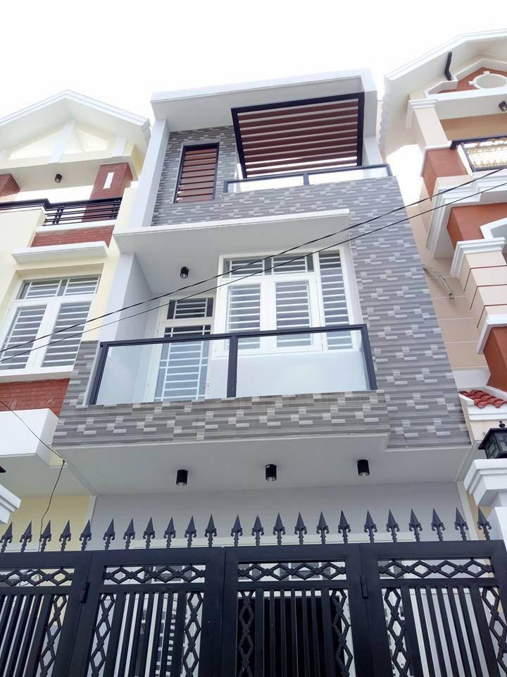 Cần bán gấp căn nhà mặt tiền Quận 1, 1 trệt 2 lầu 5x20m2-LH 0934526796