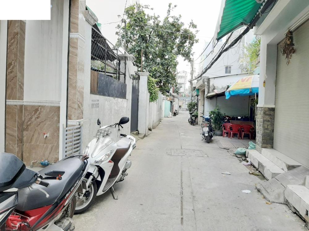 Nhà đẹp Phạm Văn Chí F8 Q6 - có nội thất - 99m2 - 4.15 tỷ.