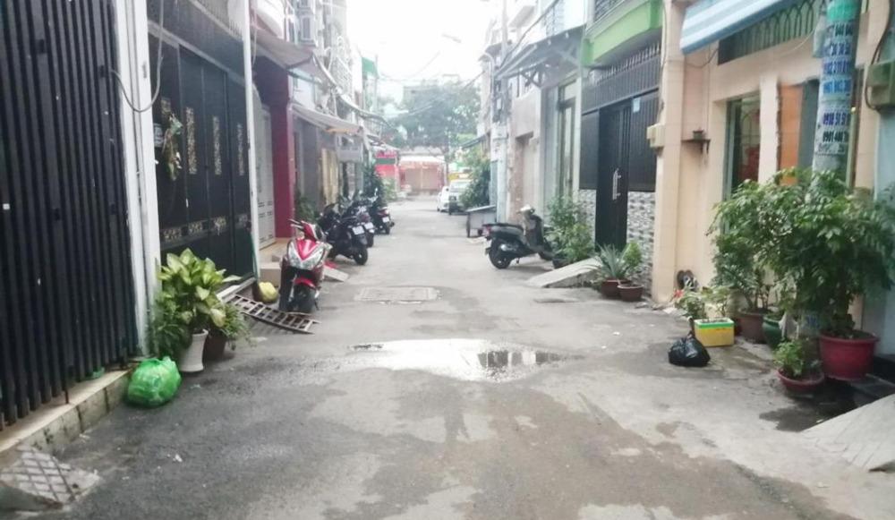 Nhà đẹp Bình Tiên F7 Q6 - HXH - 67m2 – 3.8 tỷ.