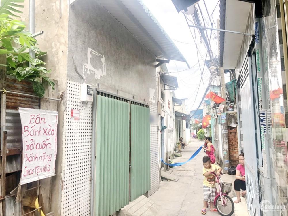 Bán nhà cấp 4 Quận 7 hẻm 62 đường Lâm Văn Bền P.Tân Kiểng,DT: 4x15m - Giá 3.6 Tỷ