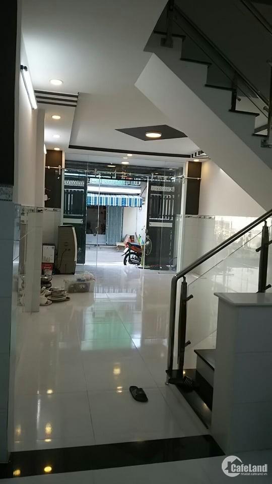 Bán nhà đẹp tại phường Bình Trị Đông A, quận Bình Tân, giá tốt