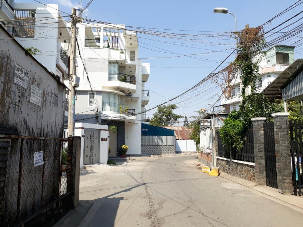 Bán gấp nhà khu vip, Phú Nhuận,HXH,Trần Hữu Trang,dt 5x12,5, giá 6 tỷ 7.