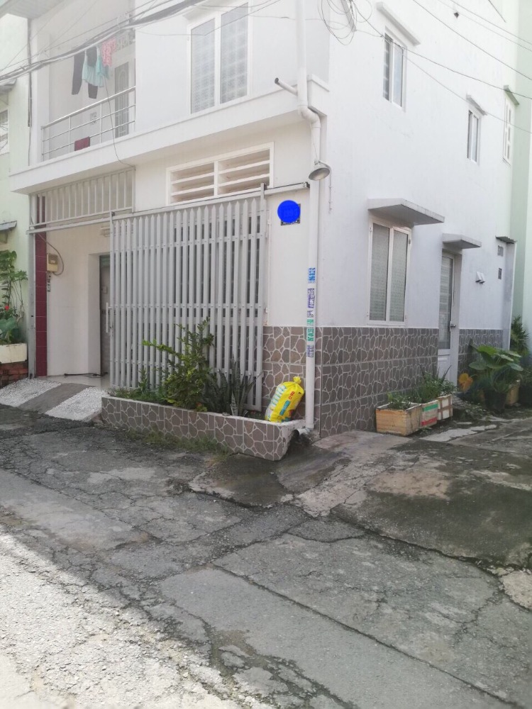 Bán nhà 1 trệt 1 lầu, góc 2 mặt tiền đường Đặng Văn Bi, Trường Thọ,Thủ Đức