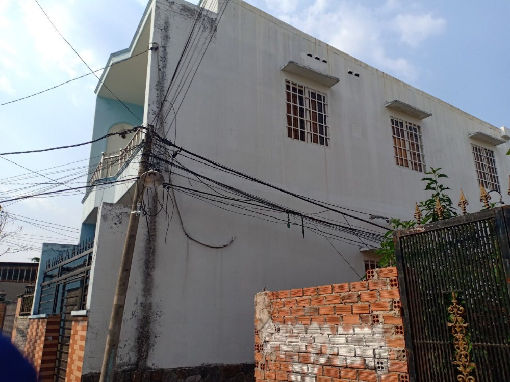 Cần bán nhà 1 trệt 1 lầu diện tích sử dụng rộng rãi .P. Trường Thọ Thủ Đức