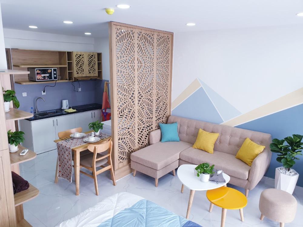 Cho thuê căn hộ tại Millennium Quận 4