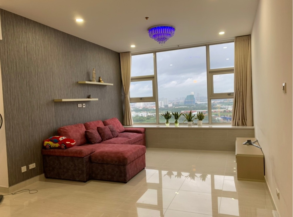 Cho thuê Căn hộ nội thất cao cấp 96m2 2PN  Lacasa Hoàng quốc Việt Quận 7