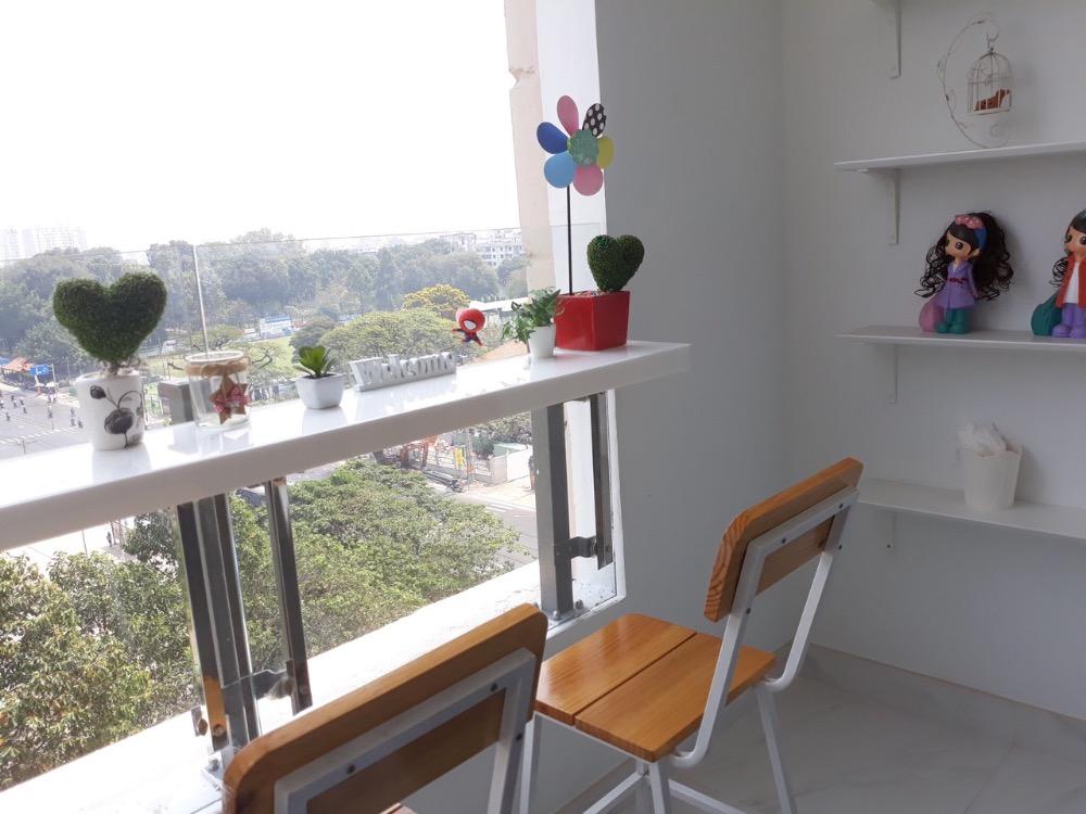 Cho thuê căn hộ 02 phòng ngủ Garden Gate gần sân bay Tân Sơn Nhất. Rent apartmen