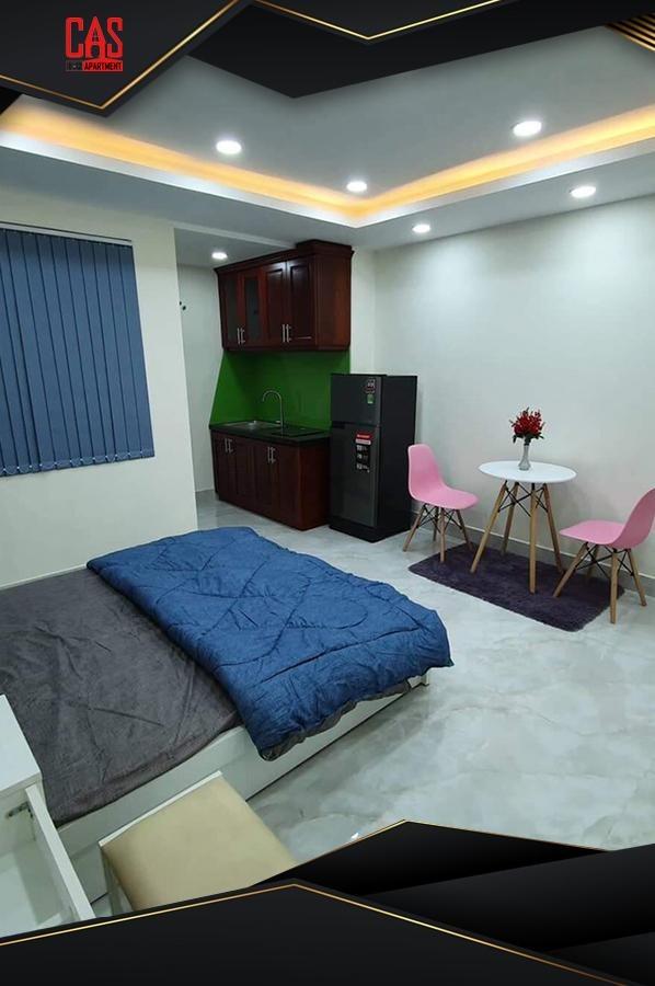 Cho thuê căn hộ dịch vụ Thích Quảng Đức, Phú Nhuận.