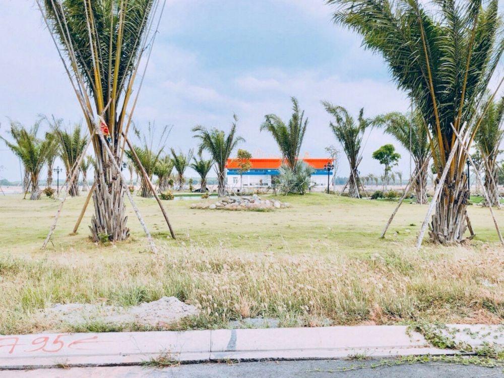 Bán đất ngay tại trung tâm thị xã Bến Cát giá chỉ 560tr/nền/100m2