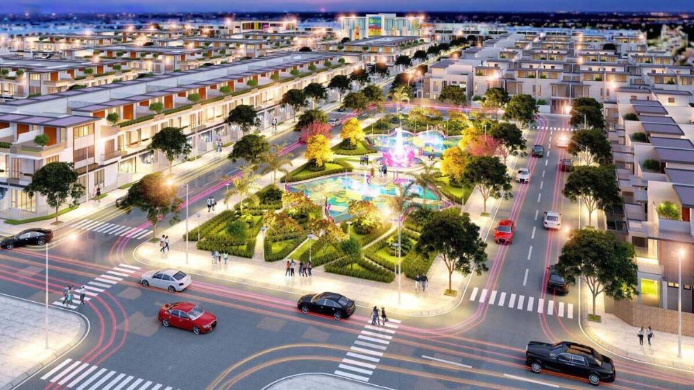 mở bán dự án lotus new city ( khu dân cư tân lân )