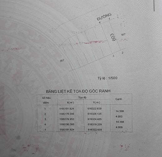 Cần bán đất TĐC gần cảng quốc tế Long An và đất DA Samsung Town, Q9
