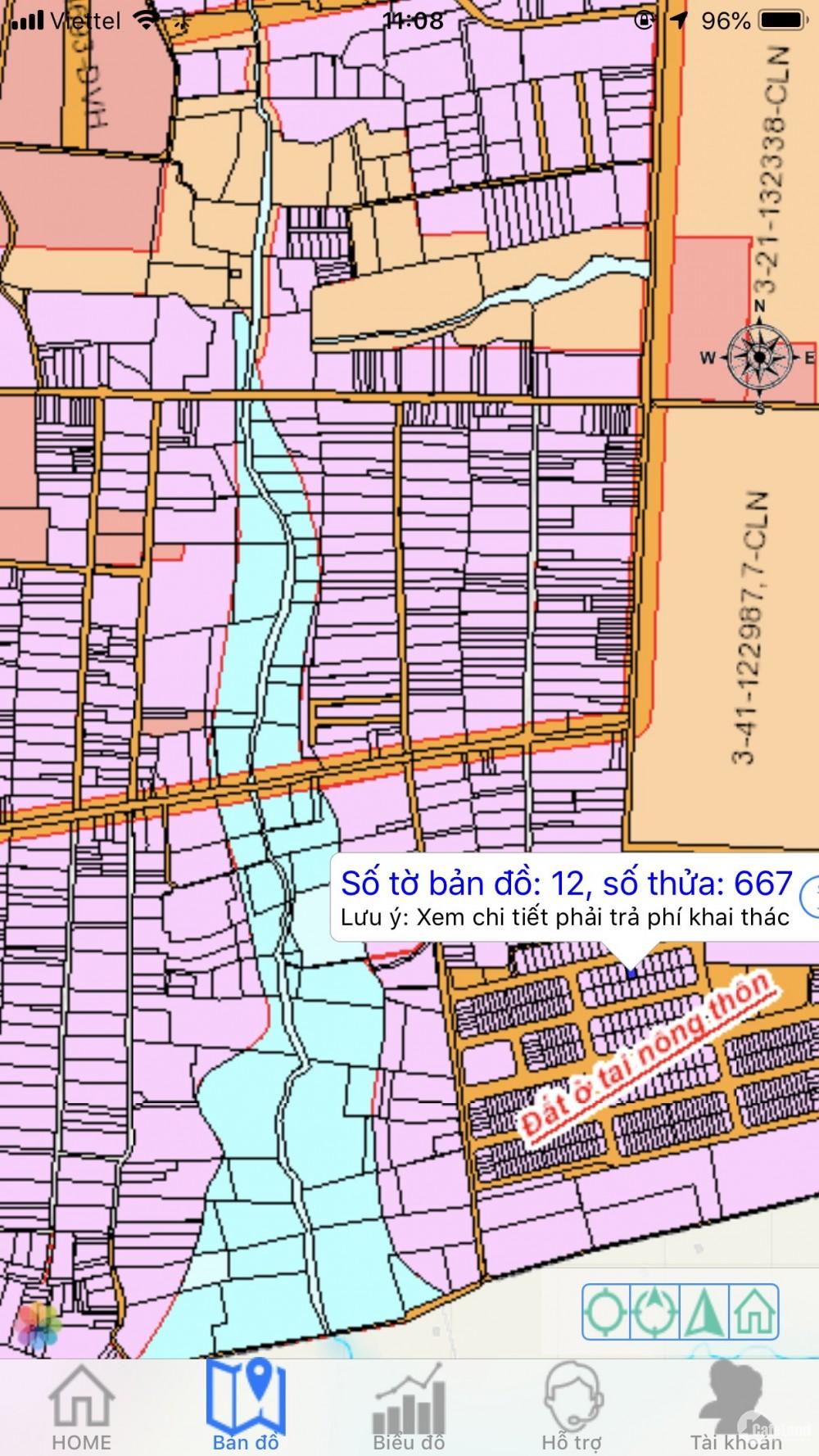 Đất nền Dragon Land Long Thành, đã có sổ đỏ giá SỐC 8,5tr/m2 THỔ CƯ 100%.