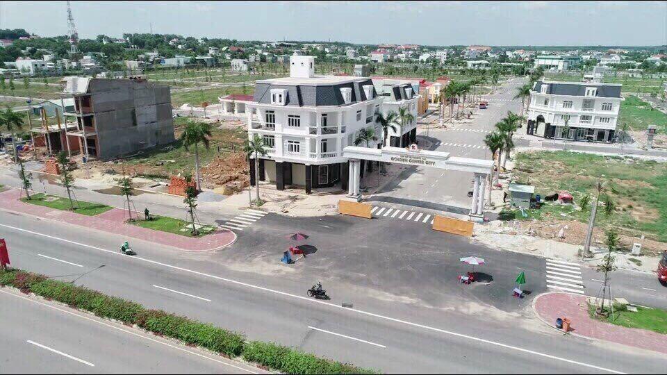 Đất sổ đỏ MT Quốc lộ 13, đoạn TX Bến Cát
