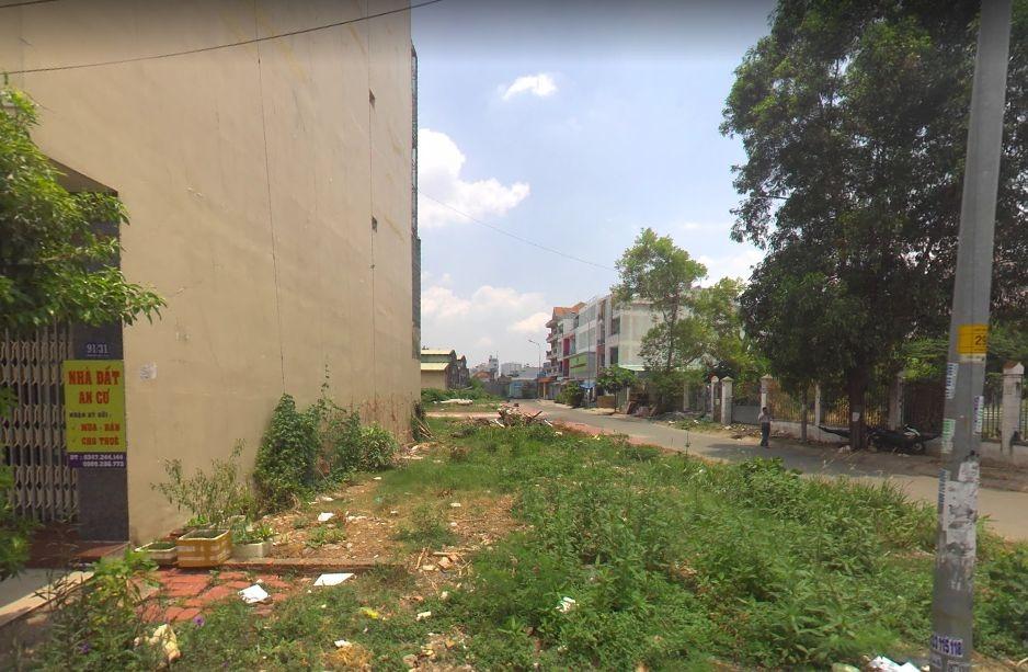 Chính chủ bán gấp lô đất mặt tiền đường hẻm 118 bình lợi, phường 13 bình thạnh(8