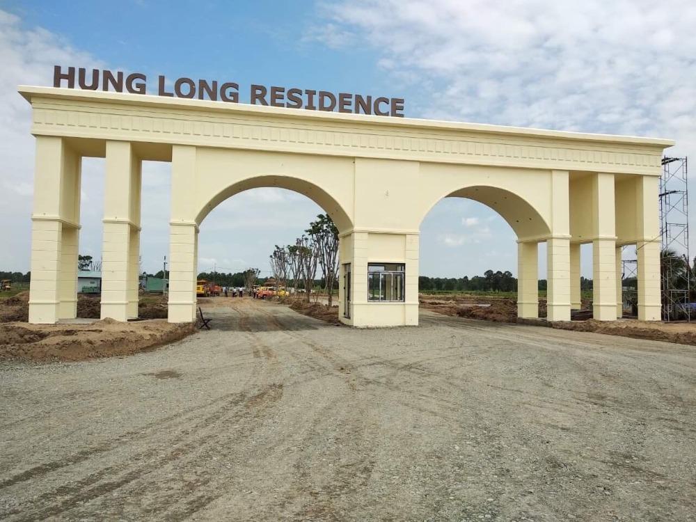 siêu dự án Hưng Long Residence 41ha giá chỉ từ 650 triệu/nền