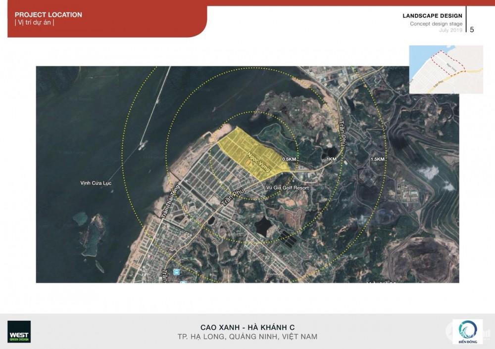 Bán đất nền dự án Hà Khánh C giá từ 9 - 12tr/m2 ngay tt TP Hạ Long 0912529959