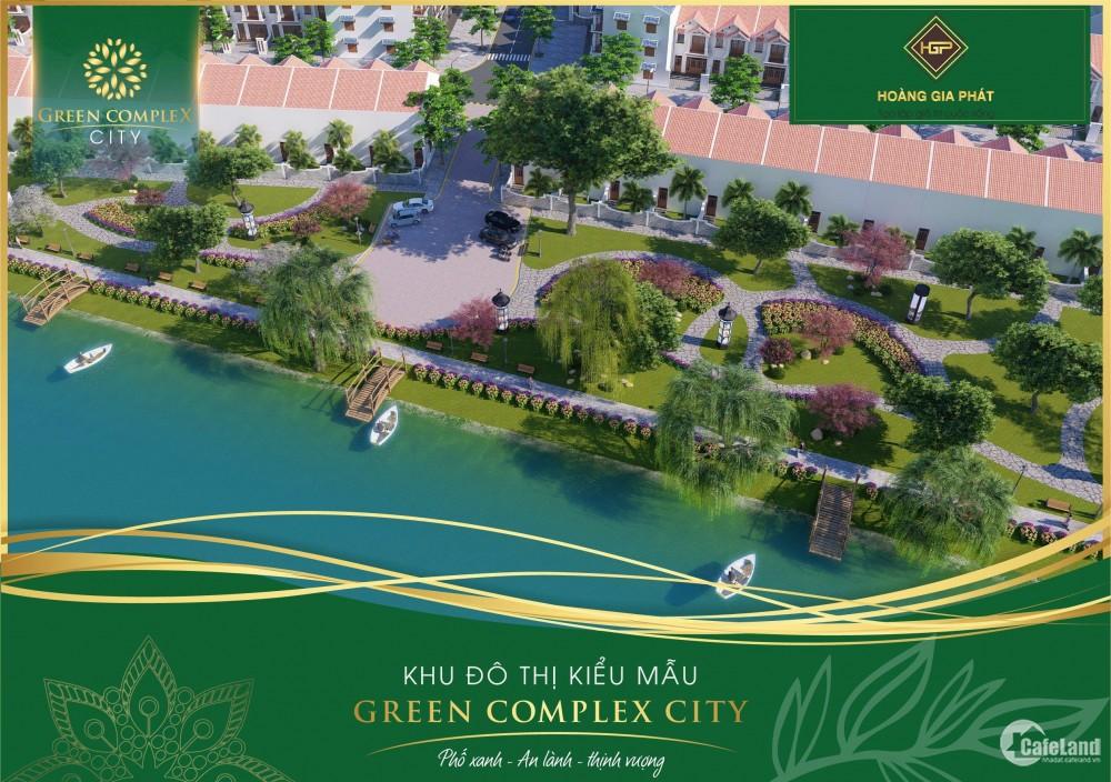 7 green complex city đón đầu làng song đầu tư đất nên tại bình định