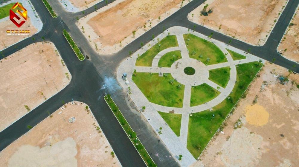 Đất nền GĐ1 Khu đô thị Green Complex City giá rẻ