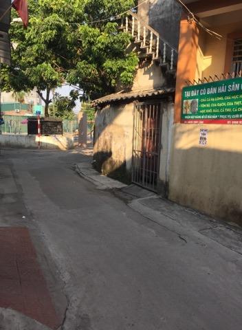 Bán đất DT: 43,7m2 ngõ 95 phố Thuý Lĩnh, phường Lĩnh Nam, Hoàng Mai