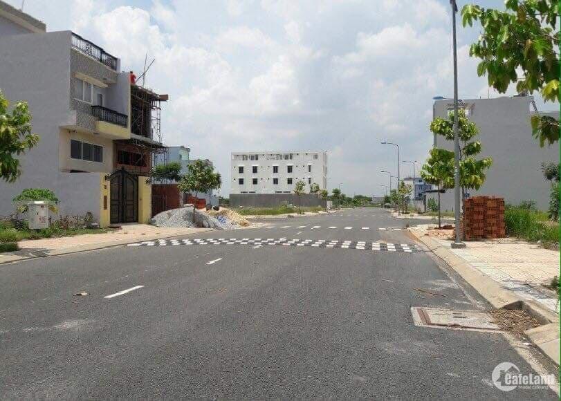 Bán Lô Đất 5x26m=130m2 MT Tỉnh Lộ 10 - Gần Trường THCS Phạm Văn Hai - Bình Chánh