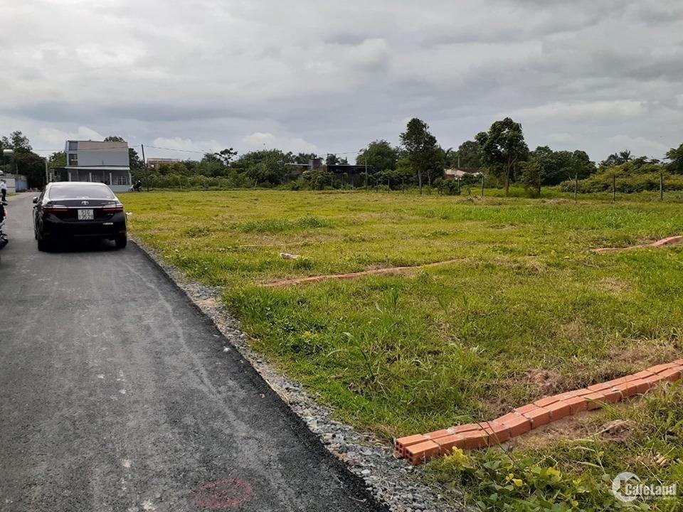 kẹt tiền cần bán gấp lô đất 150m2 tân phú trung củ chi 1tỷ 250 triệu