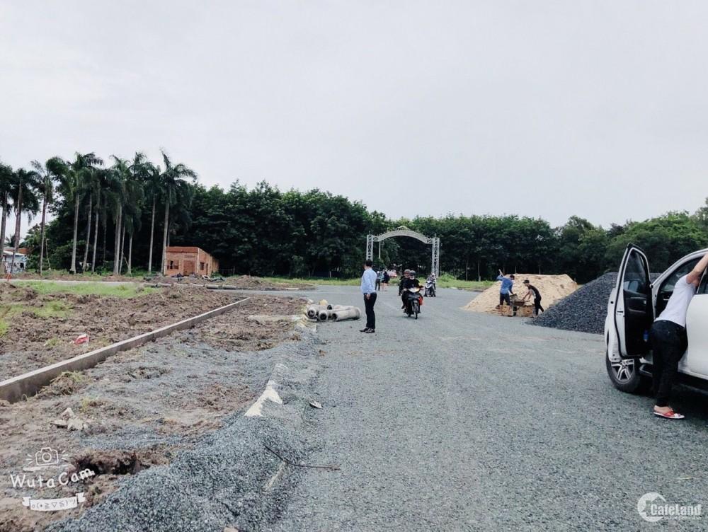 Đất nền TPHCM liền kề công viên khu tái định cư Thảo Cầm Viên