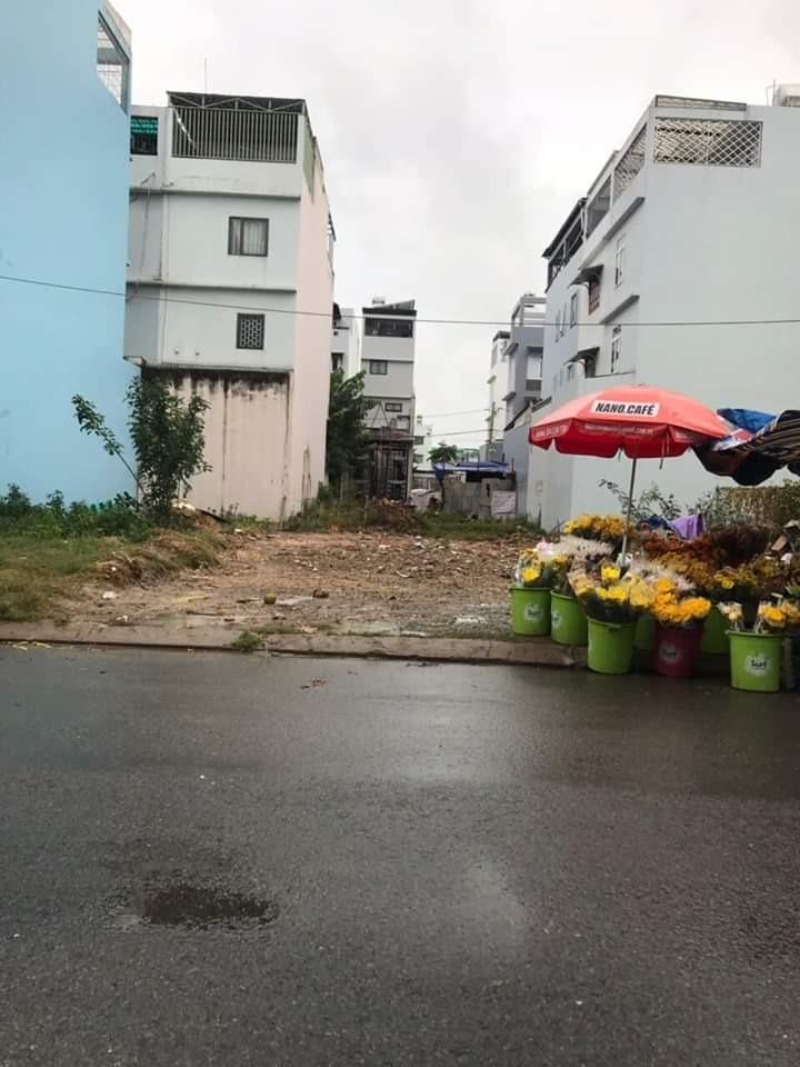 Cần Bán Nhanh Lô Đất 75m2 (5x15). mt Thái Thị Giữ, Bà Điểm, Hóc Môn, Chỉ 1.2 ty