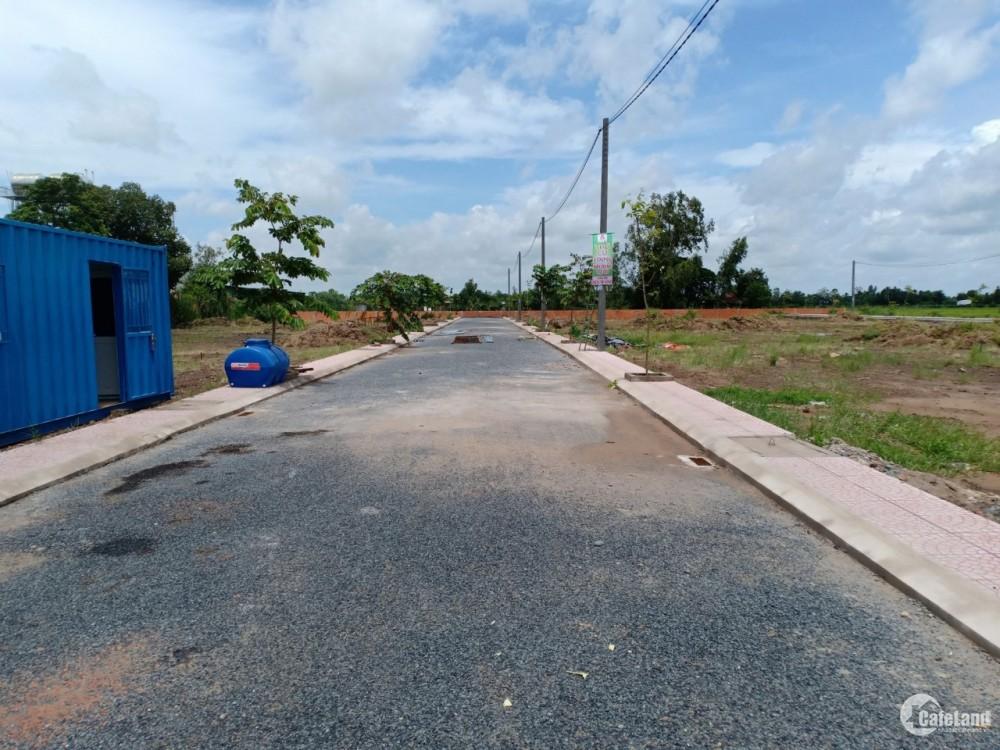 Đất nền liền kề khu công nghiệp Hòa Phú