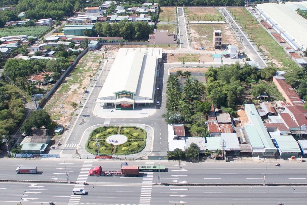 Chính chủ, KDC Chợ Long Phú, Phước Thái, 100m2 1tỷ250, Sân Bay Long Thành 10phút