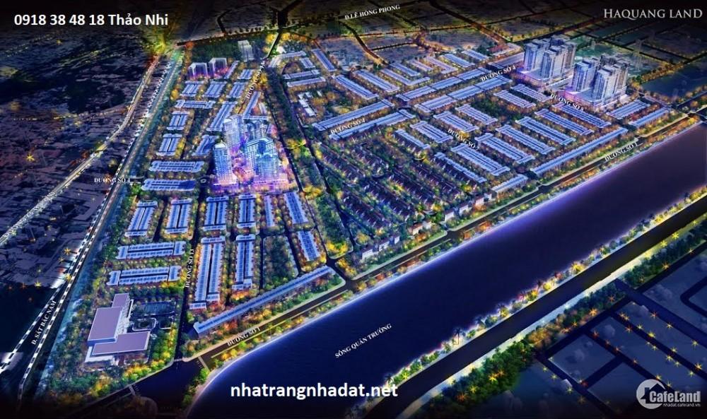 Đất đường số 4 diện tích đẹp 122m2 KĐT Lê Hồng Phong 2 Nha Trang chỉ 48.5tr/m2.