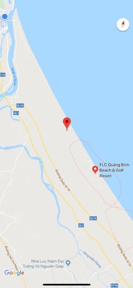 Bán đất ven biển gần FLC RESORT