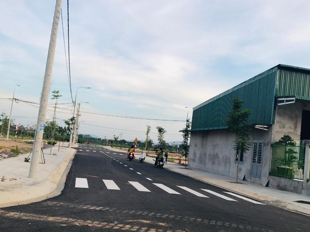 Lô đất mặt tiền KDC Đồng Phú Tịnh Hà hot nhất