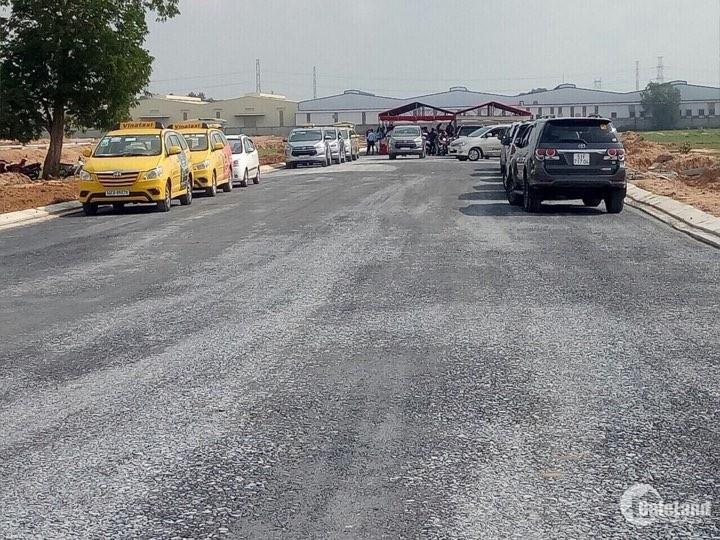 Mở bán đợt đầu KDC Nam Tân Uyên MT DT746 (QL13 nối dài) khu TT, ngay KCN