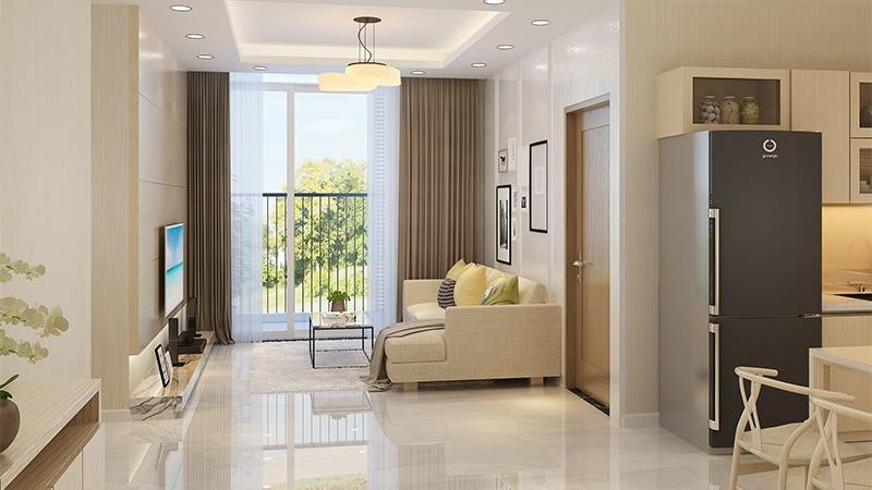 sở hữu căn hộ cao cấp hai phòng ngủ tại TP Thanh Hóa giá chỉ từ 565tr