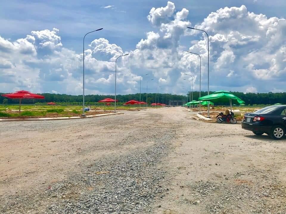 Cần bán đất MT Huỳnh Văn Lũy - Vsip2 mở rộng, gần chợ Vĩnh Tân