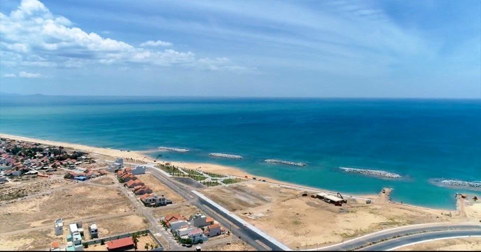 Dự án siêu hấp dẫn mặt tiền view biển ngay TTTP Tuy Hoà, Phú Yên.