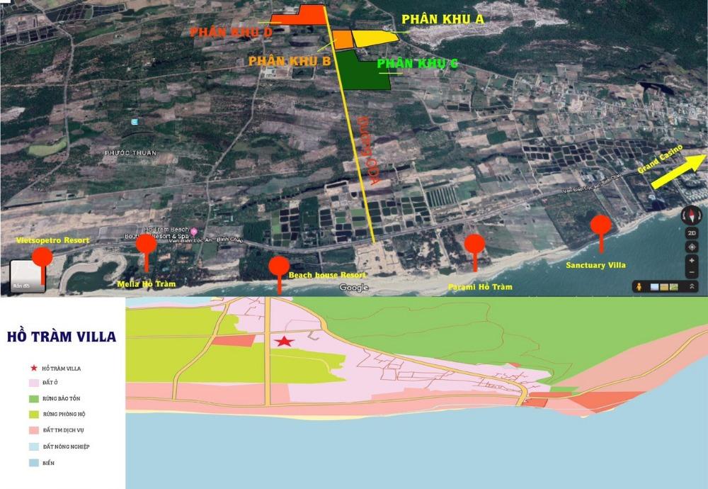 khu đô thị biển villa với view biển đẹp với đầu đủ pháp lý