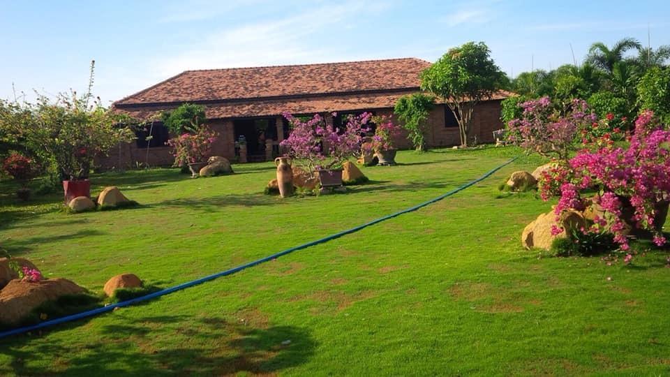 bán gấp 5 mẫu 5 nhà vườnHàm Thuận Nam Bình Thuận thiết kế đẹp giá  đầu tư