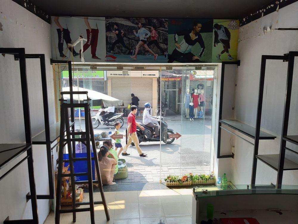 Cho thuê cửa hàng mặt phố Nguyễn Quý Đức, Thanh Xuân, 3,6m mặt tiền.