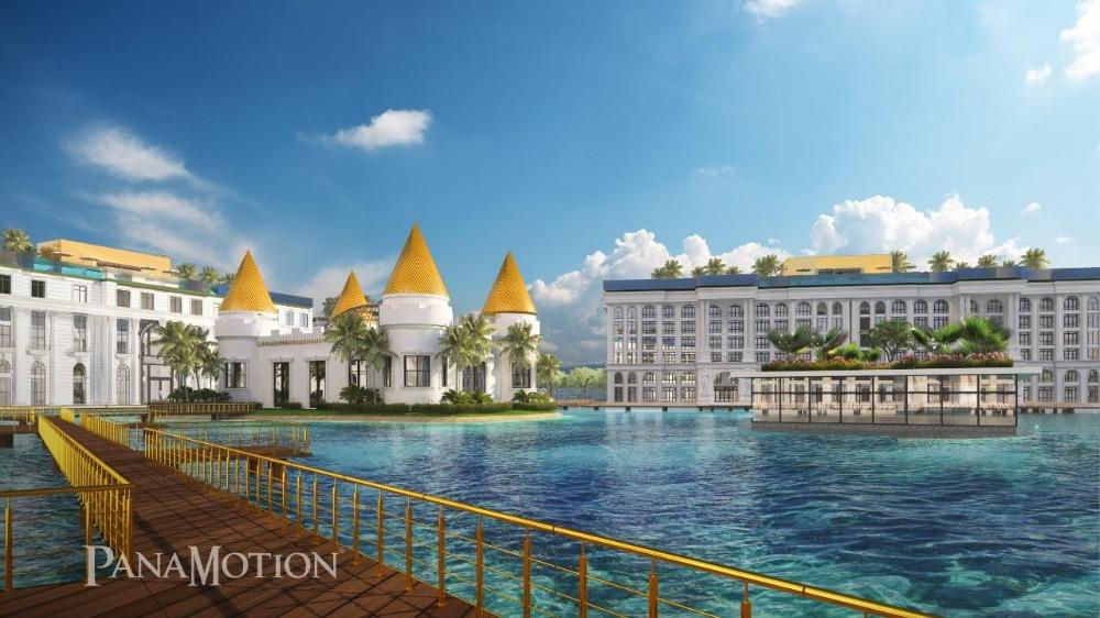 Condotel Hội An Golden Sea -  đẳng cấp phong cách hoàng gia Châu Âu