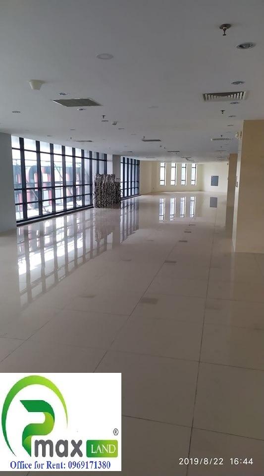 Chính chủ cần cho thuê gấp văn phòng 450m thông sàn Lê Đức Thọ Nam Từ Liêm