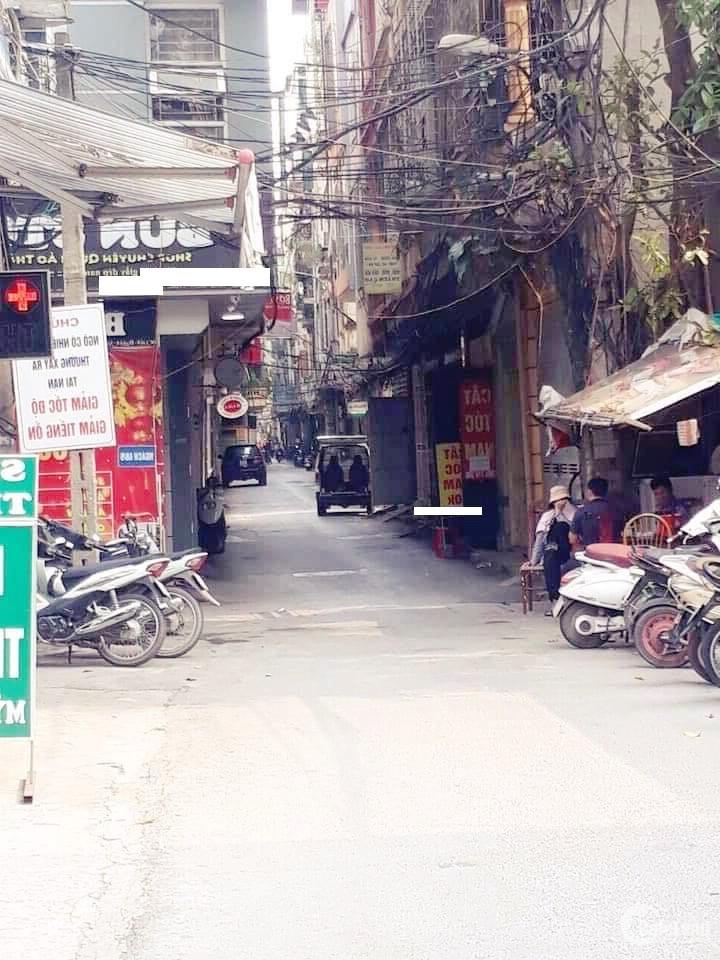 Bán nhà phố Giải Phóng Quận Hoàng Mai DT 60m2.Giá 4.5tỷ Ôtô chạy qua nhà, Kinh D