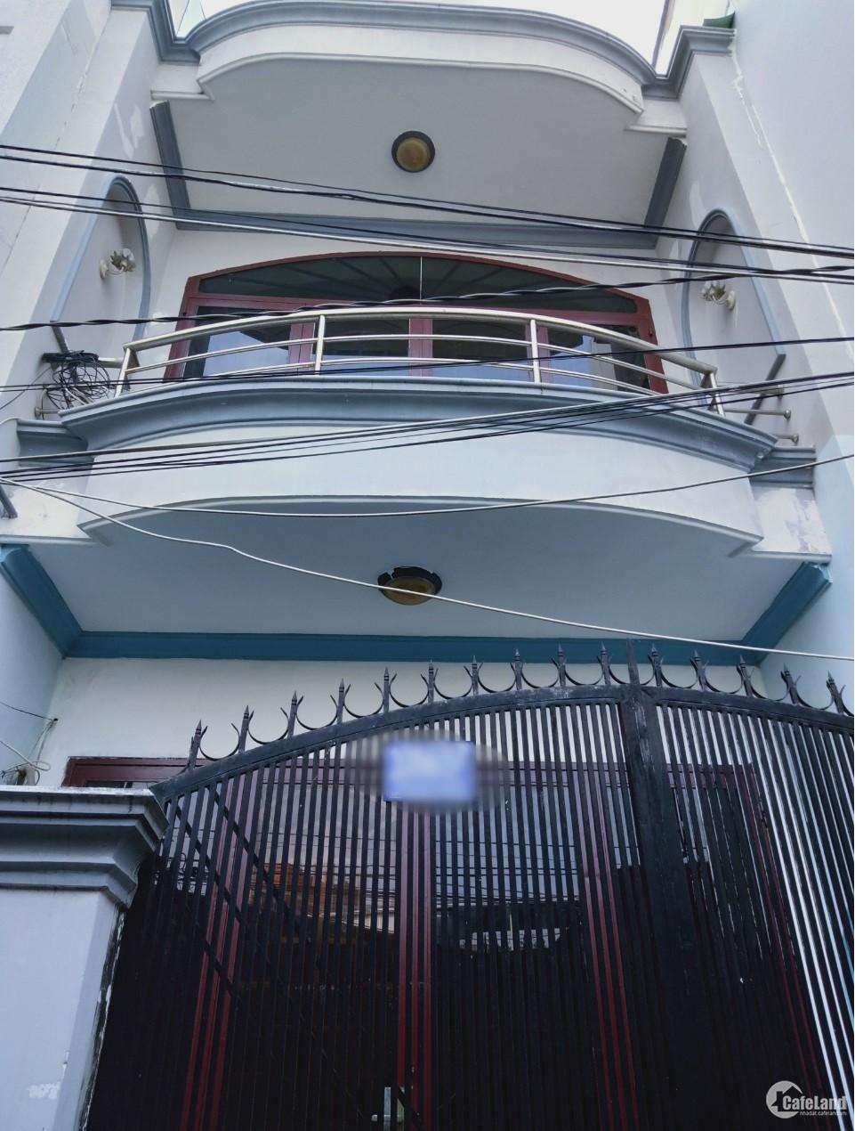 Cho thuê Nhà nguyên căn 1 LẦU 2 pn 1056 Huỳnh Tấn Phát, Tân Phú, Quận 7.