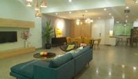 Cần bán căn hộ Duplex Saigon Pearl, DT 600m2, 3 tầng, 5PN-5WC, view sông