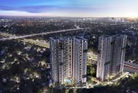 Căn hộ cao cấp Đất Xanh Opal 3 phòng ngủ, mặt tiền Phạm Văn Đồng, thanh toán 1%/
