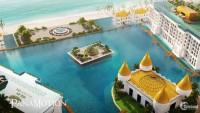 Bán căn hộ nghỉ dưỡng nằm ngay mặt tiền biển.Tặng nội thất dát vàng giá chỉ 2tỷ8