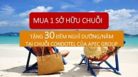 Condotel căn hộ khách sạn tại cố đô Huế giá chỉ từ 500 Triệu/căn