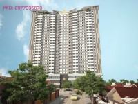 Bán căn hộ chung cư 2 phòng ngủ Tecco Lào cai chỉ với 890tr