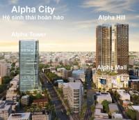 Căn hộ Alpha city Q1, TT chỉ 20% nhận nhà, chiết khấu lên đến 10%, CK thuê 600tr