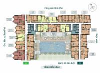 Cần gấp bán căn hộ Asiana Capella Quận 6